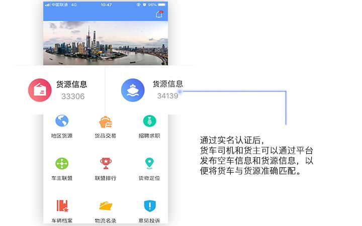 同城物流APP运输系统开发手机配货app制作找车发货APP