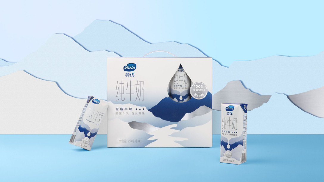高端品牌包装设计礼盒设计瓶贴手提袋卡通手绘中国风新潮日韩设计