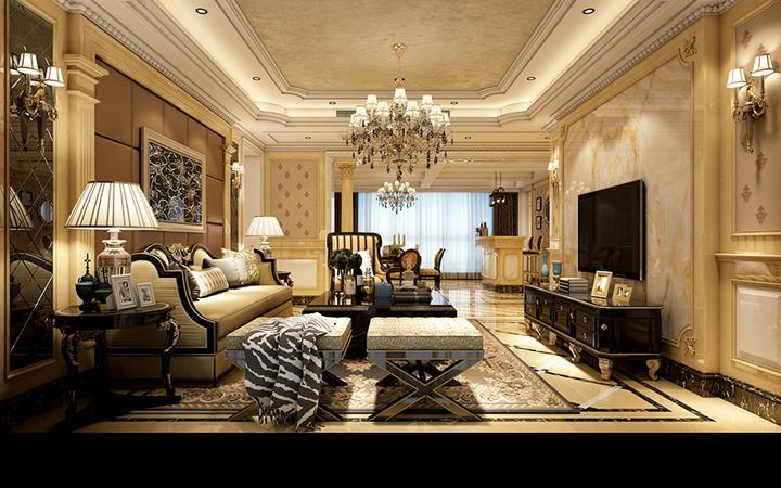 软装配饰设计现代中式欧式美式风格软装搭配设计师装饰设计家居