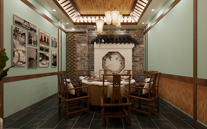 餐厅装修,餐饮设计,