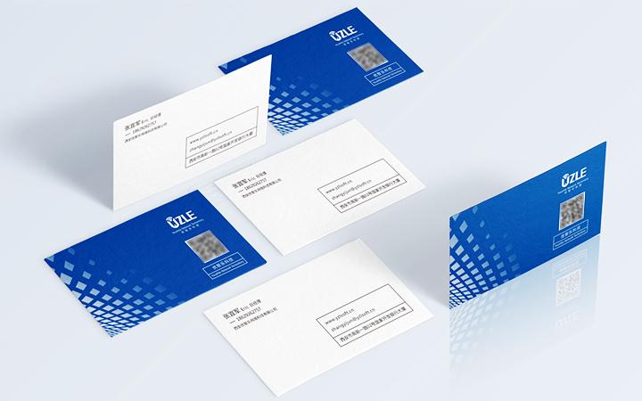 异形创意个性名片设计pvc高端VIP卡会员卡个人公司名片设计