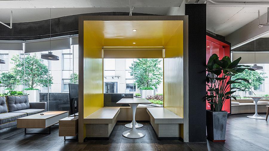 室内设计办公室装修设计甜品店咖啡厅设计店面展厅餐厅效果图设计