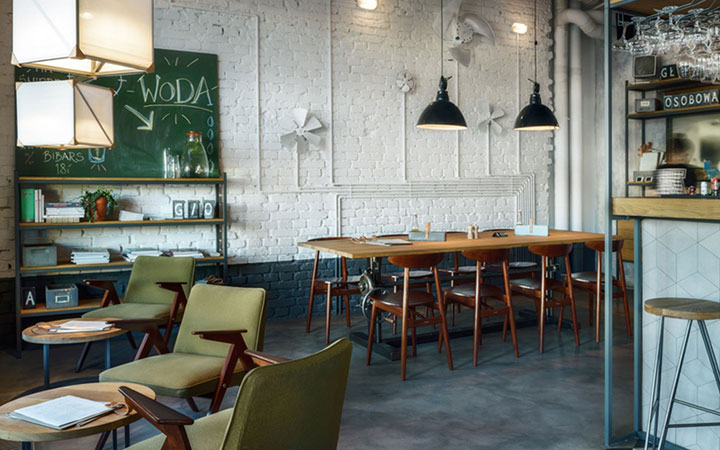 LOFT咖啡厅设计/全案设计/咖啡馆装修