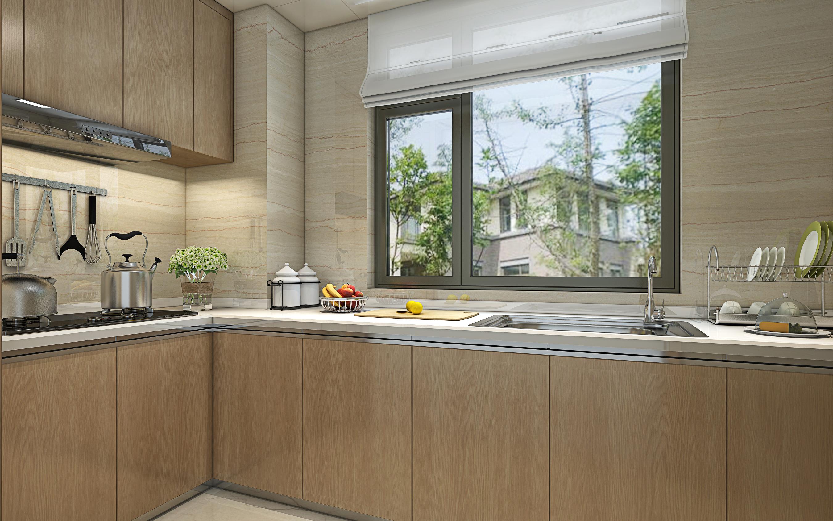 家装修效果图室内设计样板间设计复式别墅洋房loft自建房设计