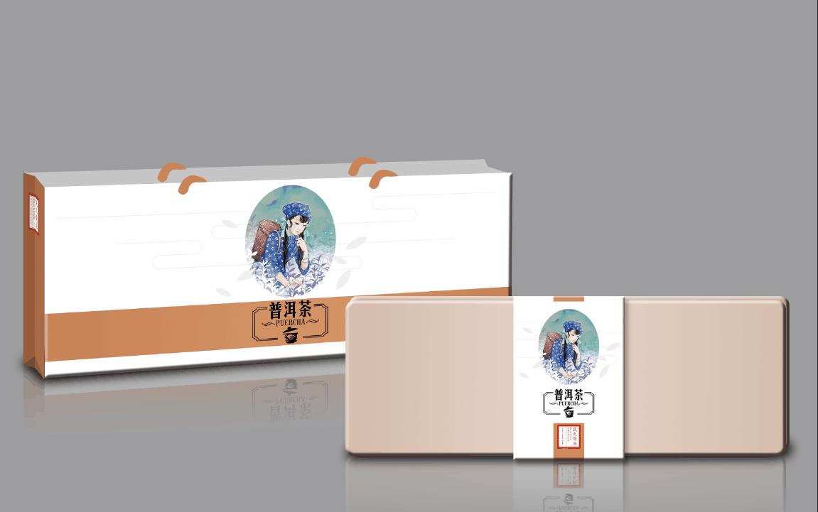 手提袋包装设计包装盒产品包装袋食品包装品牌产品插画包装包装箱