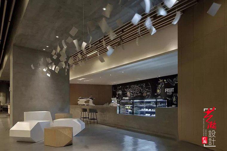 平面图绘制设计售楼部大厅效果图设计民宿改造酒店大厅装修施工图