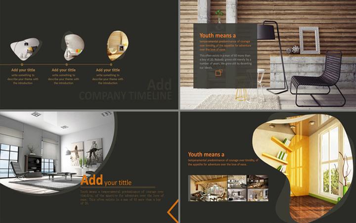 【AGD艺格】PPT设计演示汇报招商课件总结幻灯片PPT美化