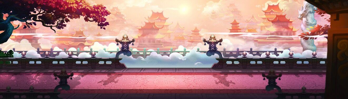 日韩欧美角色原画场景游戏美工原画人物游戏美术插画卡通形象设计