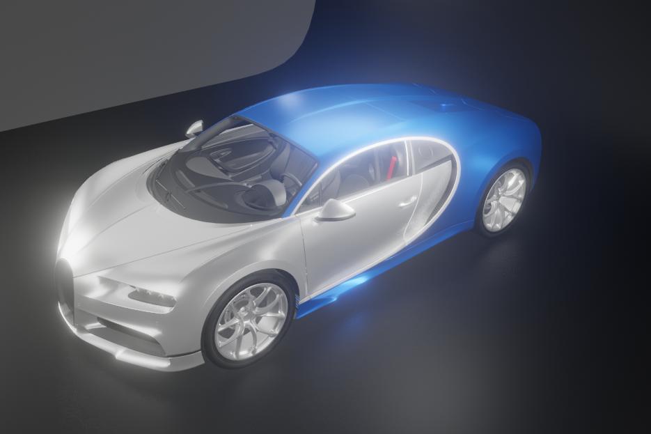 3D模型高仿真三维展示3D虚拟展馆VR展馆软件定制开发
