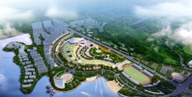 居住区宅间设计景观园林工程规划建筑施工图效果图设计