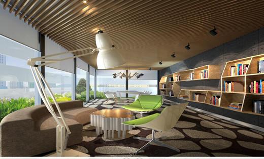 办公会议区域设计