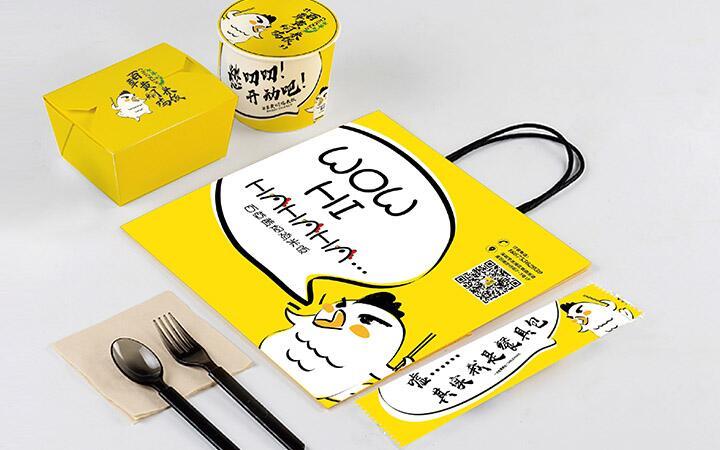 手提袋 食品袋 礼品袋 布袋设计 企业宣传袋 牛皮纸袋