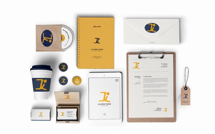 品牌VI系统设计商业组织机构公司形象策划媒体餐饮VI全套设计