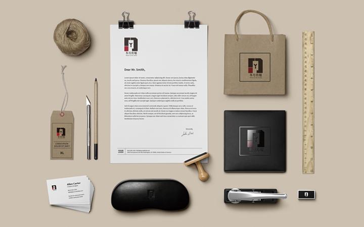 企业VI设计餐饮VIS系统视觉全套设计互联网宣传品牌VI形象