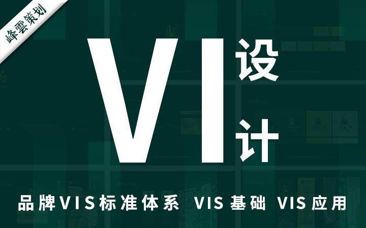 VI设计标准体系定制VI导视系统高端原创企业宣传总体信息标示
