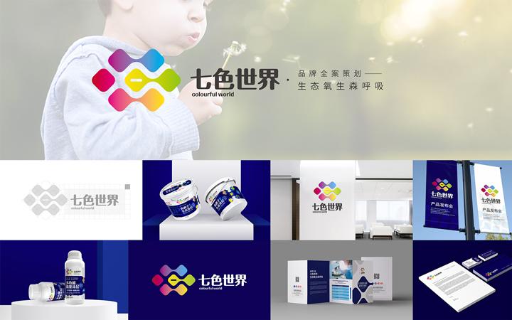 动态LOGO设计公司服装珠宝餐饮教育医疗vi设计小套企业名片