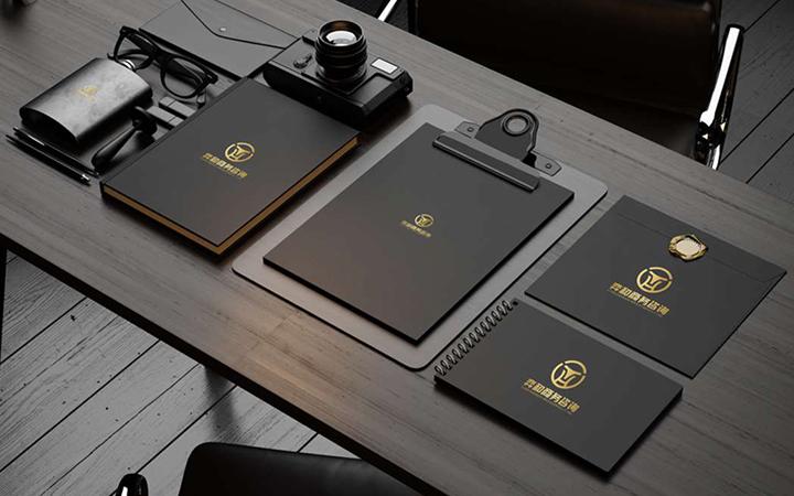 VI系统规范-VI导视辅助图形物料设计平面设计VI系统规范