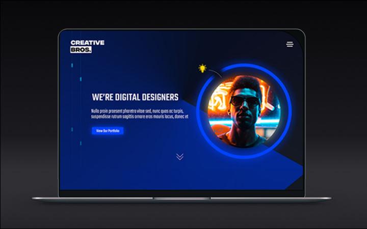 企业网站设计/品牌网站设计/营销网站设计/界面设计/网页设计