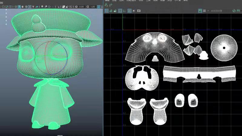 3D建模商业模型产品外观人物建模场景建模卡通形象建模3D打印