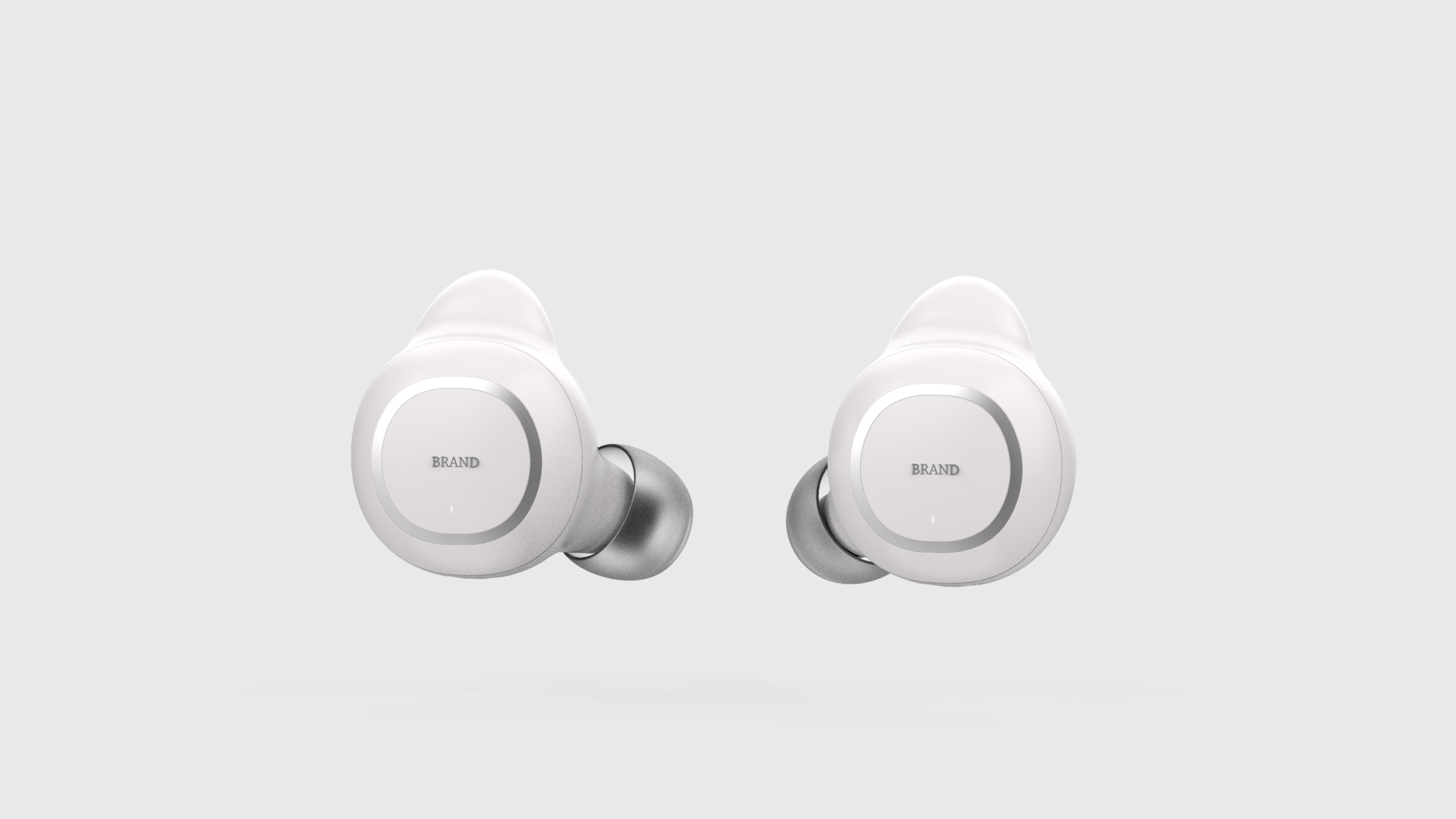 TWS无线耳机设计蓝牙无线有线头戴耳机外观结构外形工业设计