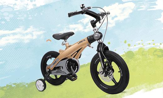 自行车详情页设计