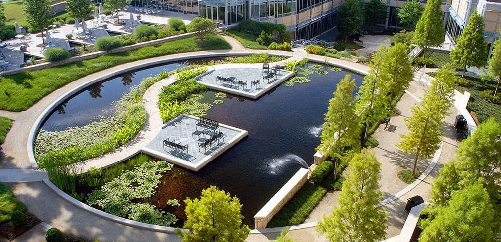 校园规划效果图校园绿化景观效果图校园广场效果图校园大门效果图