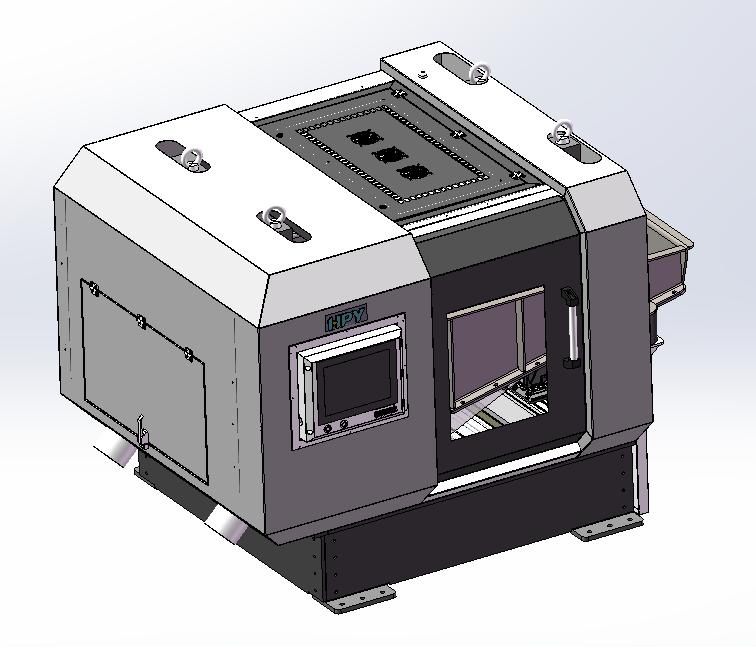 非标自动化整机设计、机械设计