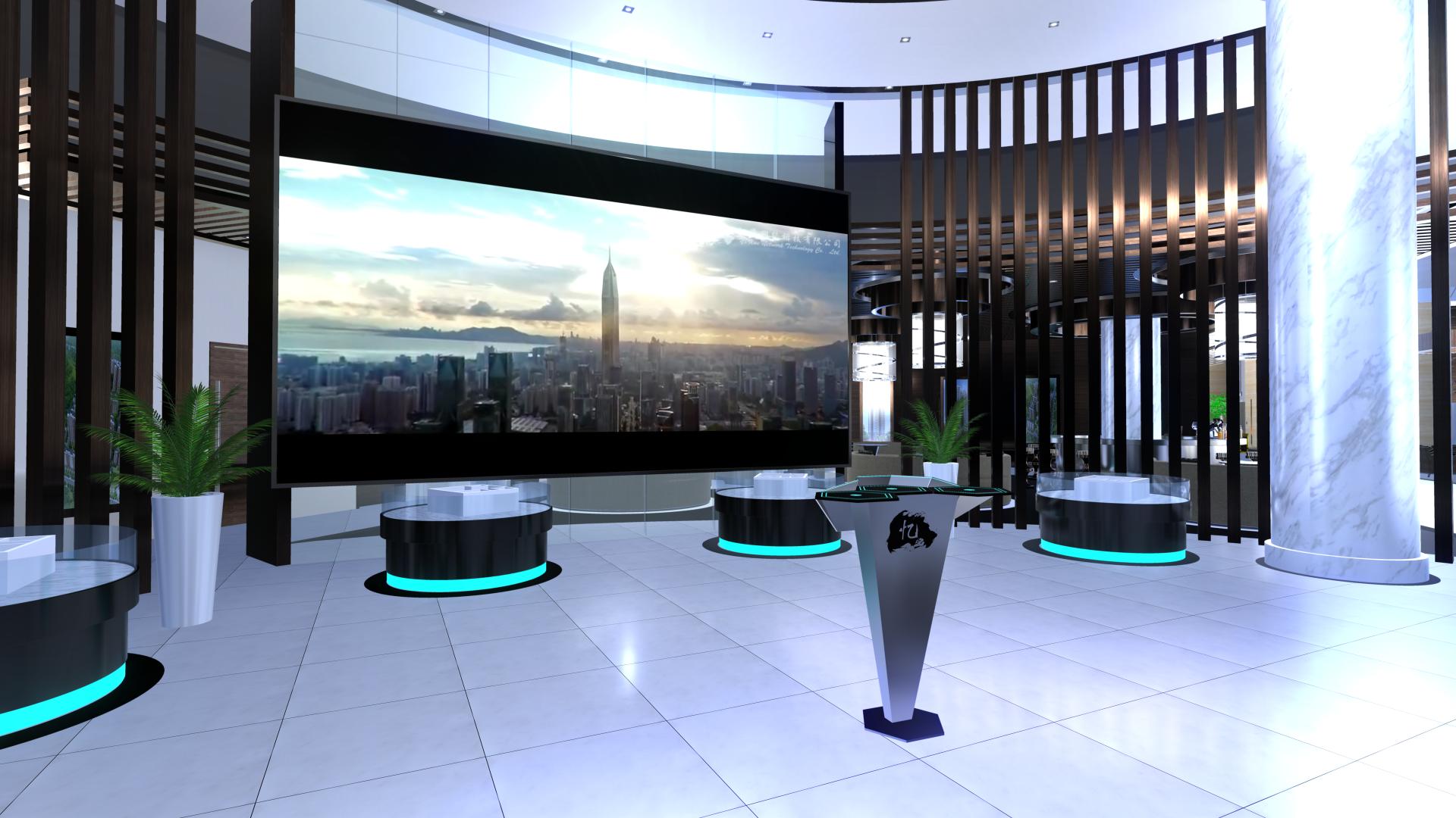 手感交互式虚拟仿真系统领航者