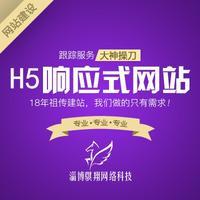 网站 建设 H5 网站   网站定制开发   网站 UI设计 商城 网站 建设