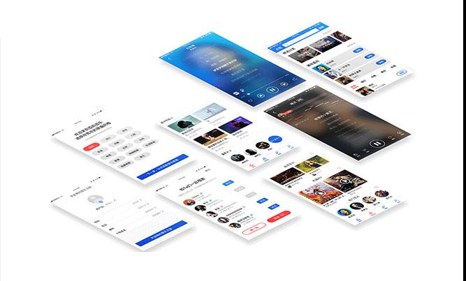 APP设计/UI设计/网页设计/电商设计服务
