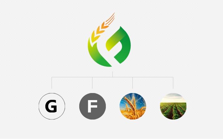 食品饮料行业商标设计/logo设计/公司logo