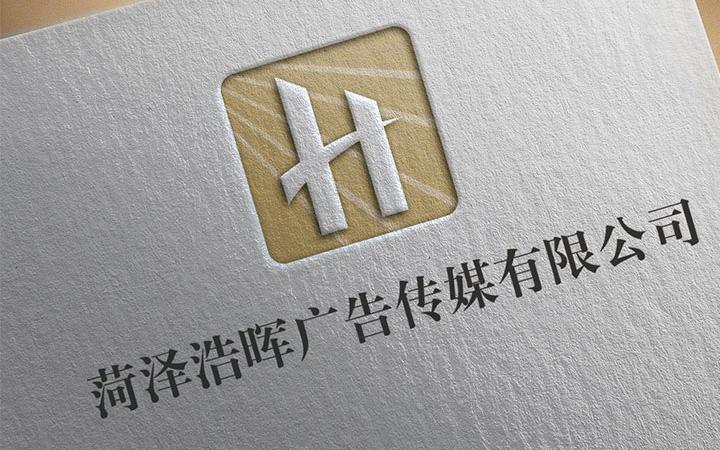 品牌logo商标医疗金融餐饮企业商标设计标识名片纸杯台历设计