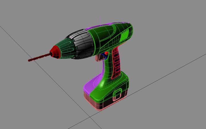 【3D建模】按图片建模  三维建模 快速出图 渲染不满意退款