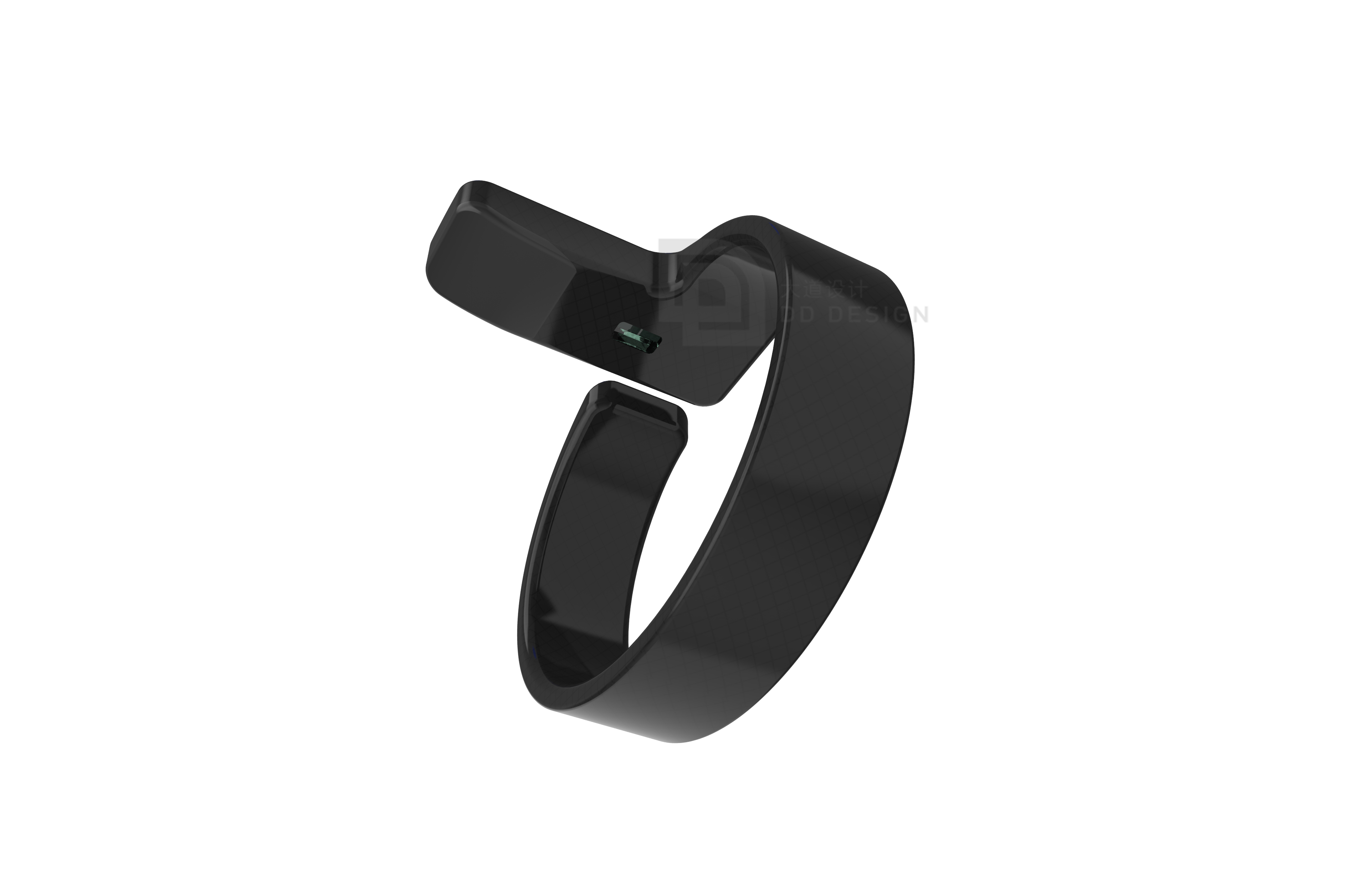 智能穿戴电子设备手环手表外观设计结构设计