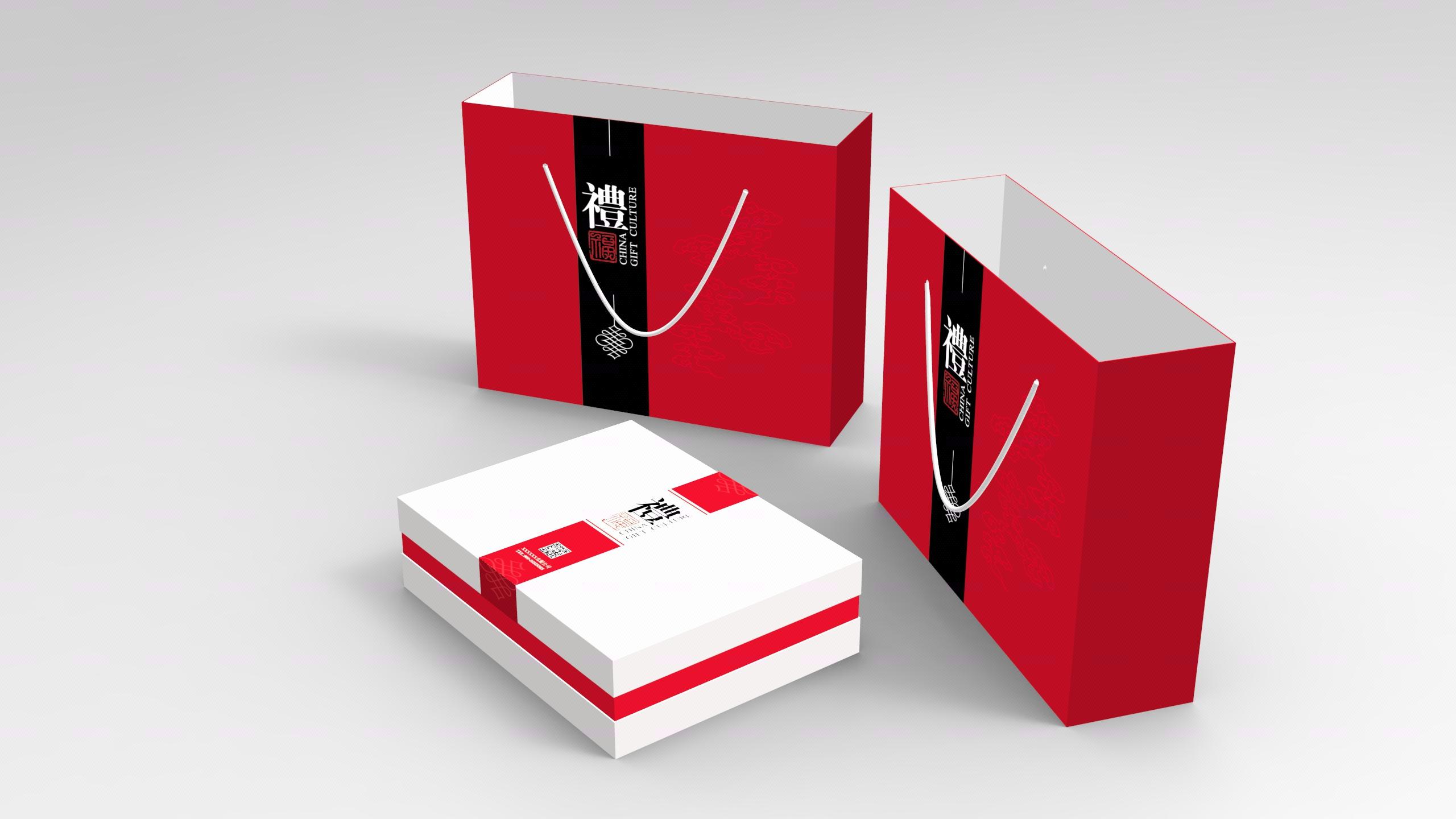 高端礼盒包装设计