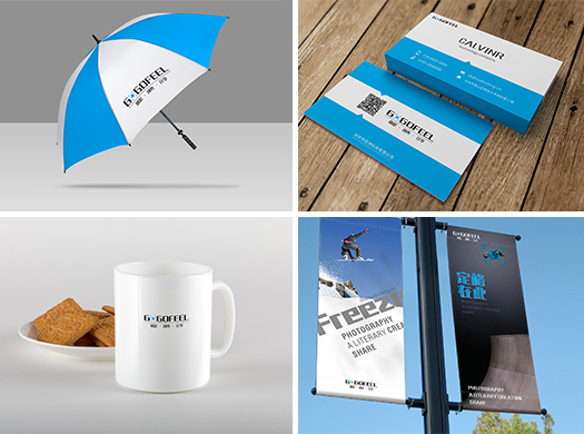 小猫-vi全套设计系统餐饮品牌地产企业