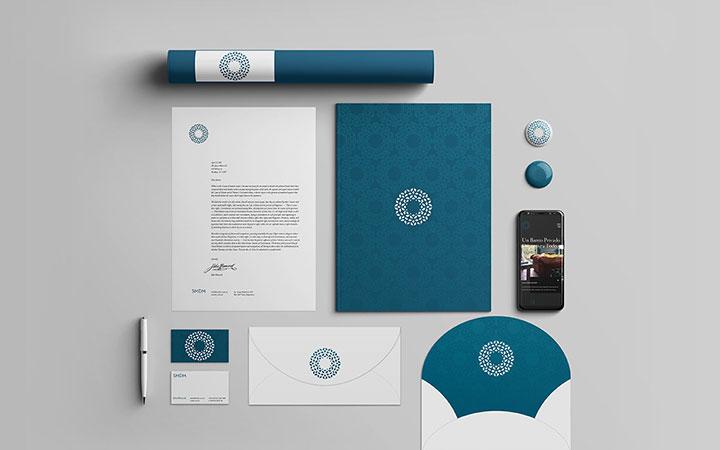 企业VI设计全套定制/文化教育餐饮旅游公司VIS视觉识别系统
