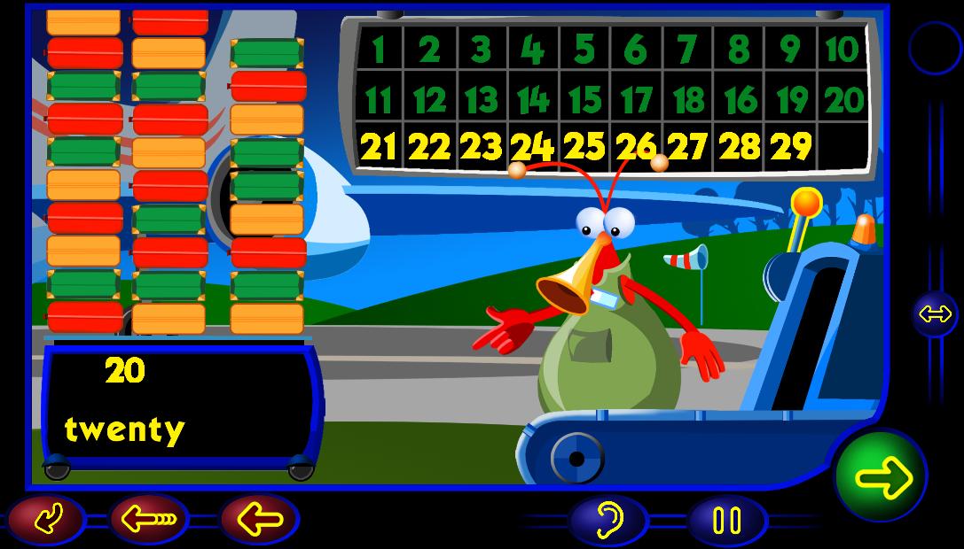 微信H5游戏开发/教育游戏开发/婴幼小英语教育课件游戏软件